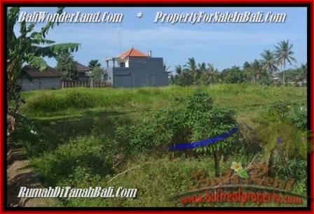 TANAH di CANGGU DIJUAL MURAH 500 m2 di Canggu Batu Bolong