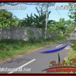 TANAH MURAH di CANGGU JUAL 10 Are View laut dan sawah link villa