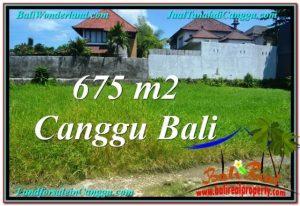 TANAH di CANGGU BALI DIJUAL TJCG200